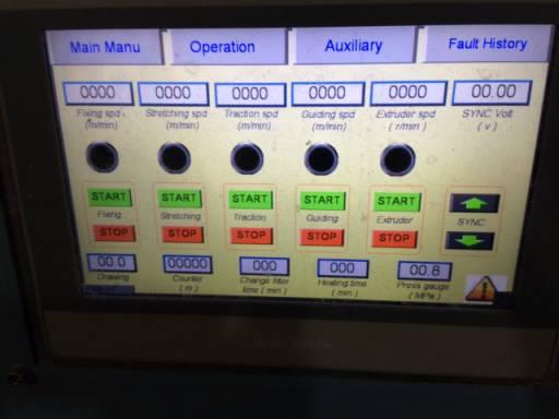 Đếm xung Encoder và hiển thị tốc độ lên màn hình HMI Proface & Weintek