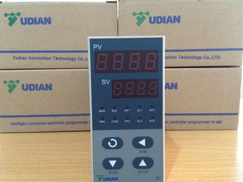 Bộ điều khiển Yudian AI808: Chức năng remote setpoint và ứng dụng trong Công nghiệp