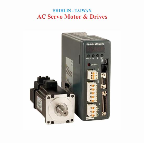 Servo Motors & Drives